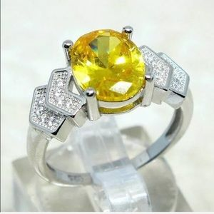 Jewelry - Gorgeous Citrine